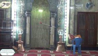 Abdulkadir Geylani Hazretlerinin Camii İçi