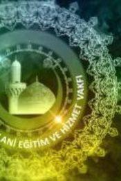 ABDULKADİR GEYLANİ VAKFI ŞANLIURFA