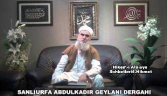ALLAH'IN TAKDİRİNE RIZA GÖSTERMEK 4.HİKMET