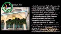 Şanlıurfa Maneviyat büyüklerini anma programı 1