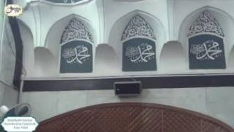 Şeyh Abdulkadir Geylani Hazretlerinin Camisinden Ezan Vakti