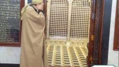 Şeyh Abdulkadir Geylani Hazretlerinin Türbesi (Şeyh Ahmet el Kadiri'nin (ks) Ziyareti)