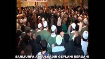 Şeyh Ahmed el Kadiri (ks) Vuslat Gecesi 5.kısım 2014