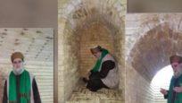 Şeyh Ahmet el Kadiri (ks) Bağdat Ziyaretinden Görüntüler (3) 2017
