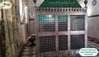 Şeyh Ahmet el Kadiri'nin (ks) Cüneyd-i Bağdâdî Hazretlerinin Türbesini Ziyareti