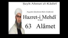 Hazret-i Mehdi'nin 63 Özelliği – 3
