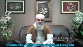 Allahu Teala Sana Bir Kapı Açarsa 8.hikem