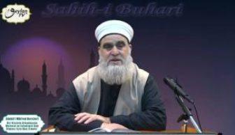 Sahih-i Buhari (Edebü'l Müfred) Dersleri-Bir Kişinin Arkadaşına Dua Etmesi