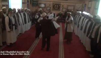 Şeyh Ubeydullah ve Kasim hafiz ile Zikir meclisi