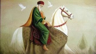 Abbasi Halifesine Sadakanın Aslını Göstermesi
