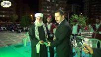 Abdulkadir Geylani Vakfı ve Karaköprü Belediyesi'nin Birlikte Düzenlemiş Olduğu Ramazan Programı.
