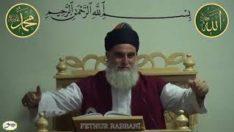 FETHUR RABBANİ İLAHİ ARMAGAN SOHBETLERİ-1
