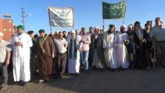 Sancak Yürüyüşü (Şeyh Ubeydullah-el Kadiri Hazretlerinin Katılımıyla Sancak Yürüyüşü)
