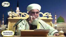 Mevlid Kandili Sohbeti – Şeyh Ahmed El Ruhavi