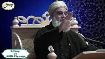 Yıbaşı ve Milli Piyango-Şeyh Ahmet El Kadiri (ks)