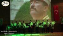 Abdulkadir Geylani Hazretlerini Anma Programı 2019-3.Bölüm
