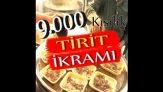 9.000 Kişilik Tirit İkramı..! (Şanlıurfa Geylani Vakfı)