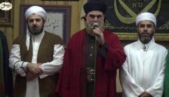 Efendi Hazretleriyle Birlikte Hu Zikri sheikh dhikr