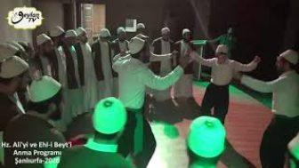 Hz. Ali ve Ehl-i Beyt'i Anma Programı-Kadiri Devranı 2.Kısım