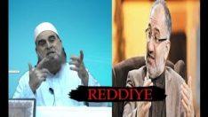 Mustafa İslamoğlu'na Reddiye Tasavvufta 3,5,7,40'lar Varmıdır
