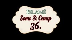 Soru,Cevap-36-Seyyid ahmed Rufaiye Gavsul Azam deniliyor Gavsul Azam kaç tanedir?