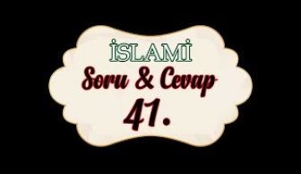 Soru,Cevap-41-İslamiyette Cuma Namazı Varmı (Delilleri Nelerdir?)