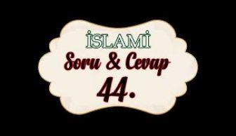 Soru,Cevap-44-Allah Azze ve Celle Kuluna Kaldıramayacağı yükü verir mi