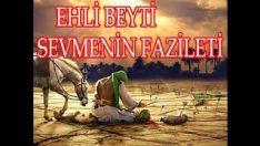 1.bölüm Ehli beyti Sevmenin Fazileti (Şeyh Ahmed El Kadiri Tai)
