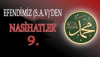 Efendimiz (S.a.v)'den Nasihatler-9-İslam'da Nefisle Cihadın ve Düşmanla Cihadın yeri