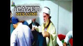 İcazet Merasimi Şeyh Ahmed el Kadiri